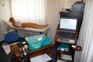 Diagnostica bioimpedenziometrica e dieta